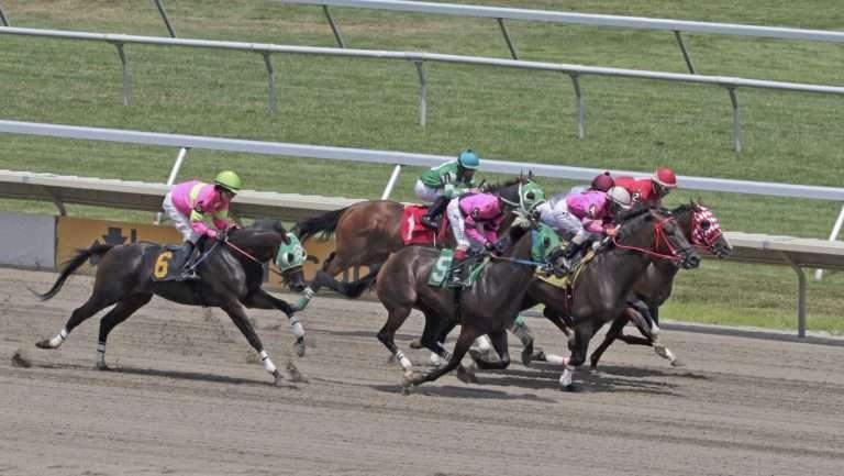 USA horseracing, American Horse Racing