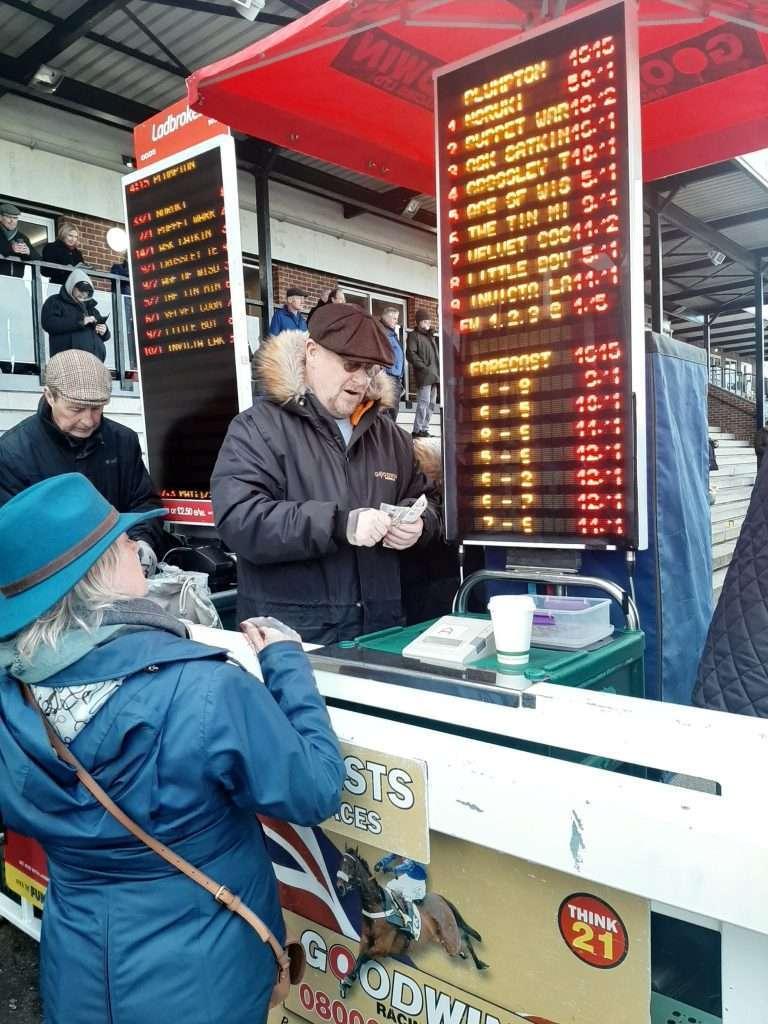 Goodwin Racing Plumpton Telephone Oncourse Betting 2020