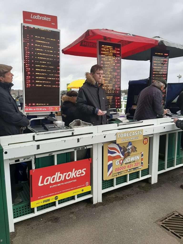Goodwin Racing Plumpton Telephone Oncourse Betting