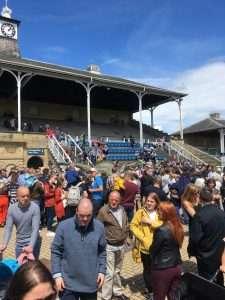 Racecourse Attendances