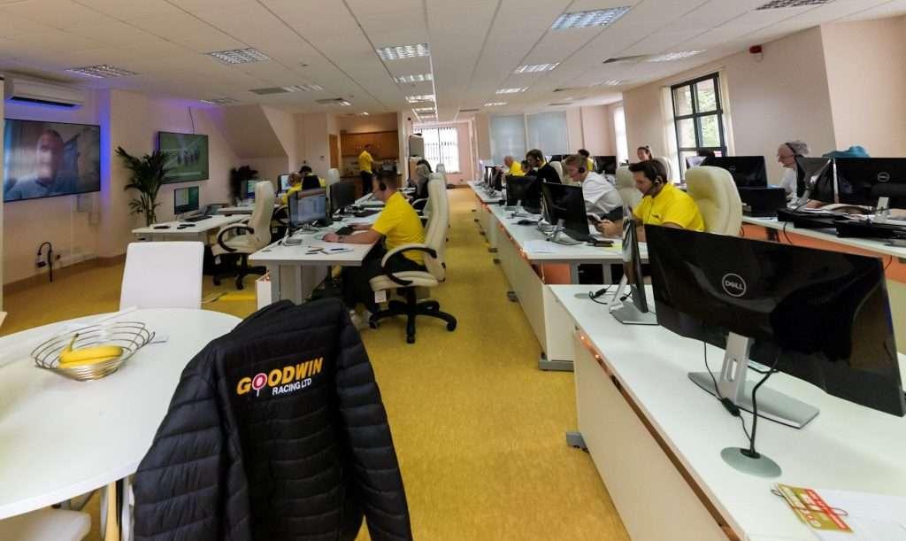 Goodwin Racing Office