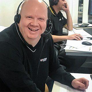 Goodwin Racing Telephone Betting Flexibility