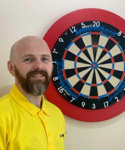 Chris, Goodwin Racing Darts Expert